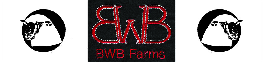 welcome to BWB farms banner